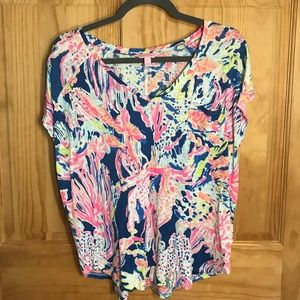 Lilly Pulitzer Large T-Shirt